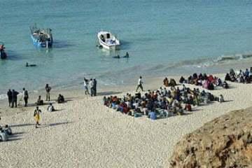 Ethiopian Migrants
