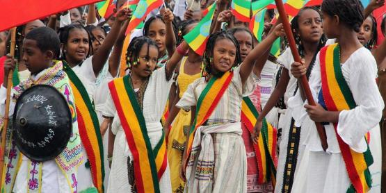 children-celebrating-ethiopian-patriots-day-2015