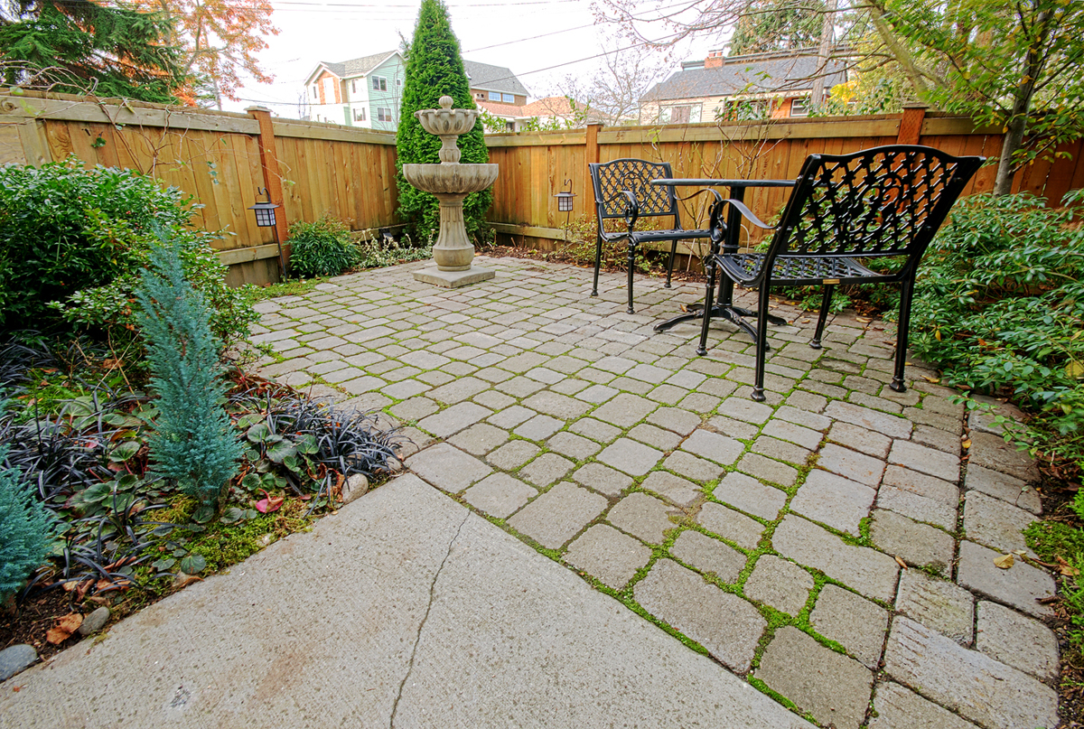 Outdoor Patio Design Pictures Gilman Park Townhome Addo Real Estate
