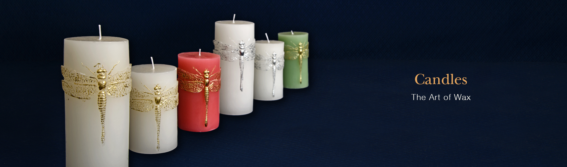 Buy Candles Online Candles Buy Luxury Decorative Pillar Candles Online In India