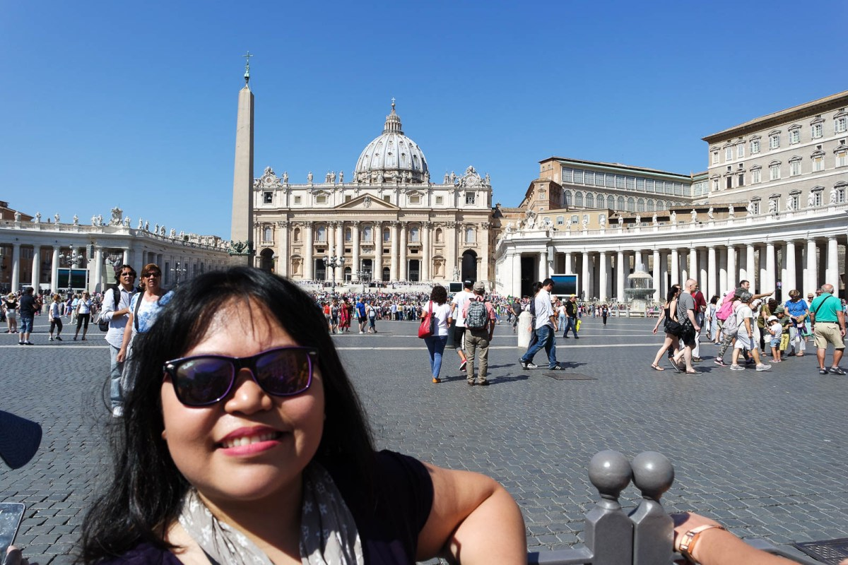 Vatican City {Deetour}