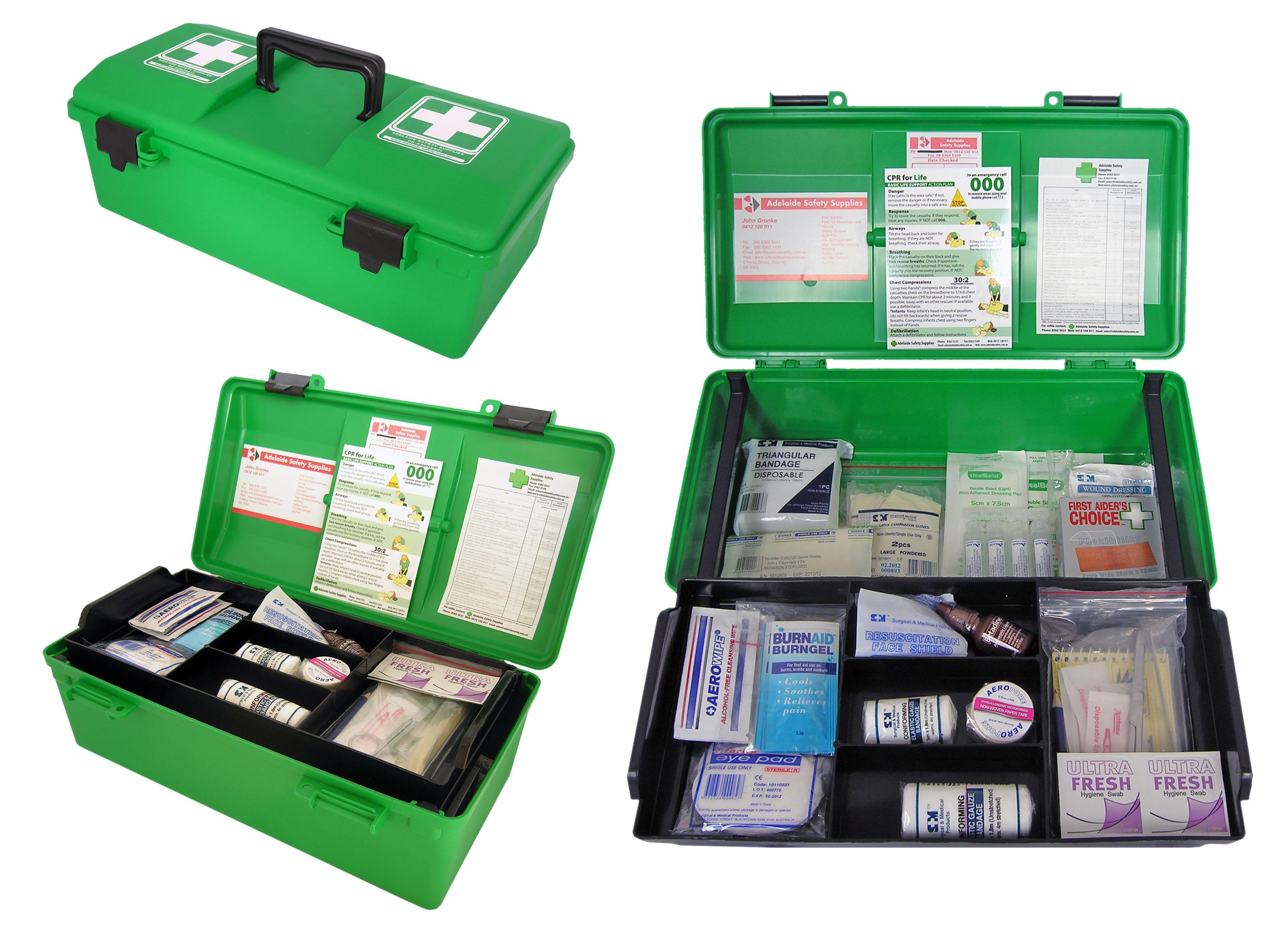 Battery Shop Adelaide Kit National Compliant Small Box Adelaide Safety