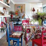 adelaparvu.com despre casa artistei Isabelle Deborchgrave foto Micasa (2)