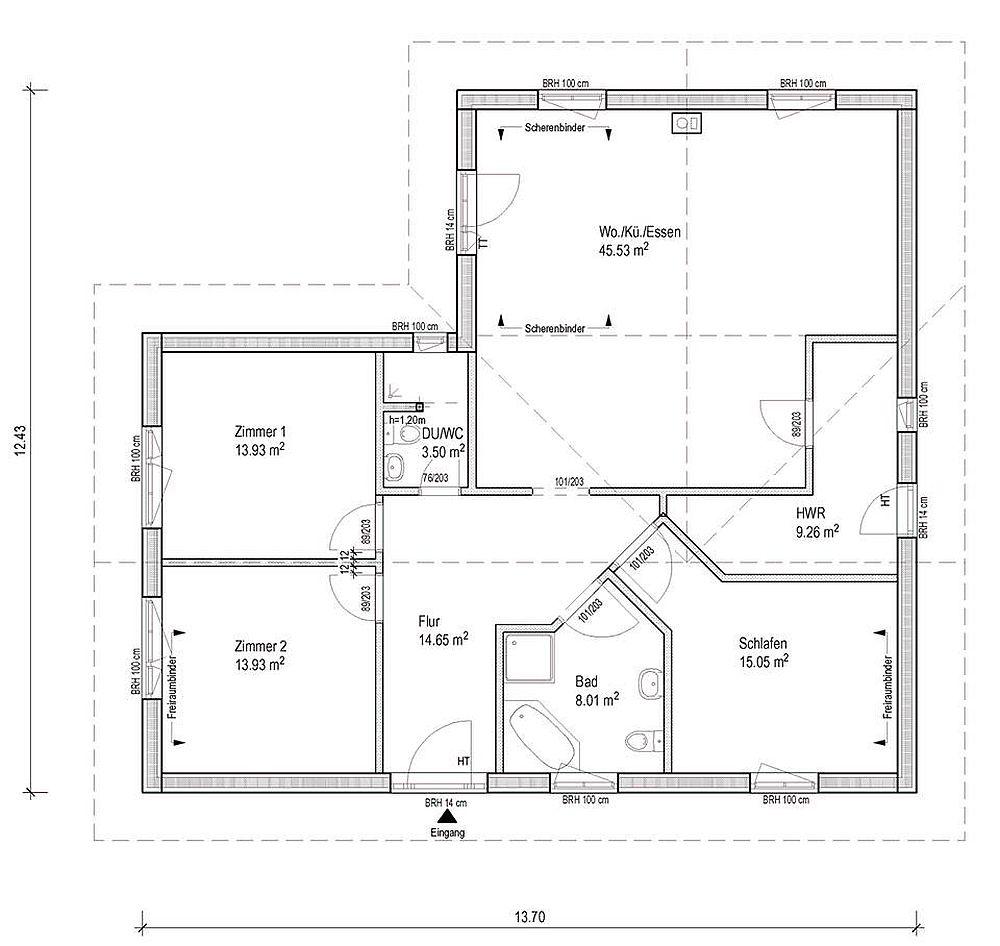 adelaparvu.com despre Fjoborg Haus (6)