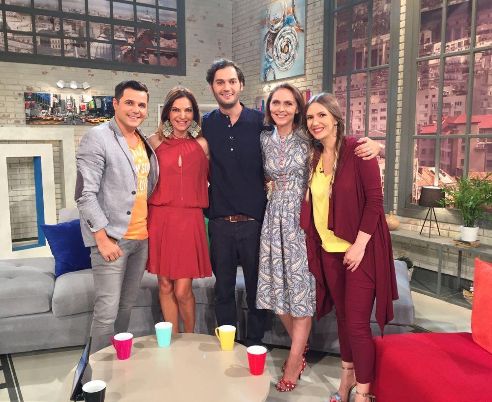 adelaparvu.com despre echipa Visuri la cheie in emisiunea Vorbeste lumea, 7 sep 2016