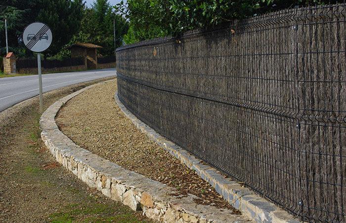 Garduri din plante excelente contra v ntului i prafului se monteaz u or i rezist 25 de ani - Brande de bruyere epaisse ...