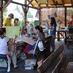 adelaparvu.com despre tabara pictura Hobby Art la Moieciu de Jos octombrie 2014 (2)