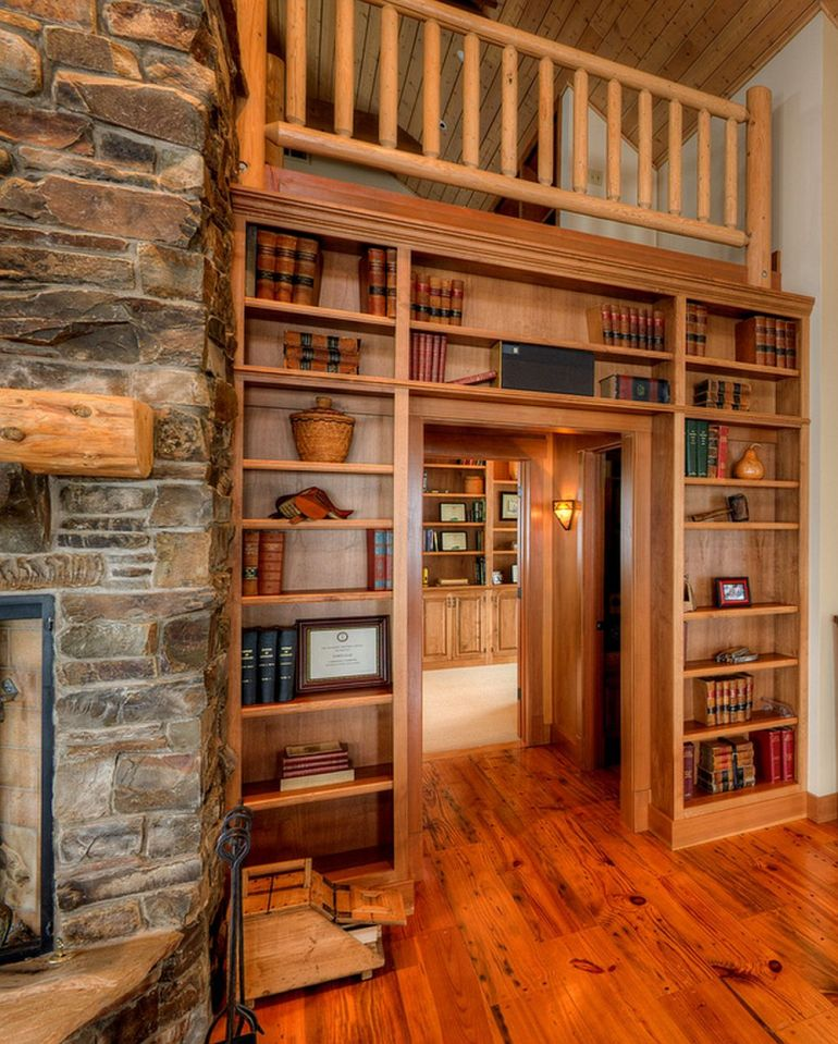 Biblioteci n jurul ferestrelor i u ilor hai s vezi 30 for Northwest architects