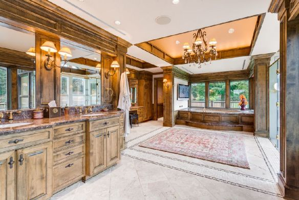 adelaparvu.com despre casa cu stiluri combinate rustic, calsic si modern, casa SUA Foto Realogics Sotheby's International Realty (15)