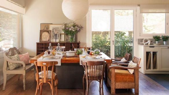 adelaparvu.com despre casa in Pirinei, casa Spania, decorator Patricia Pratmarsó, Foto ElMueble (5)