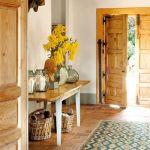 adelaparvu.com despre casa eco in Spania, casa cu interioare rustice Foto ElMueble (60)