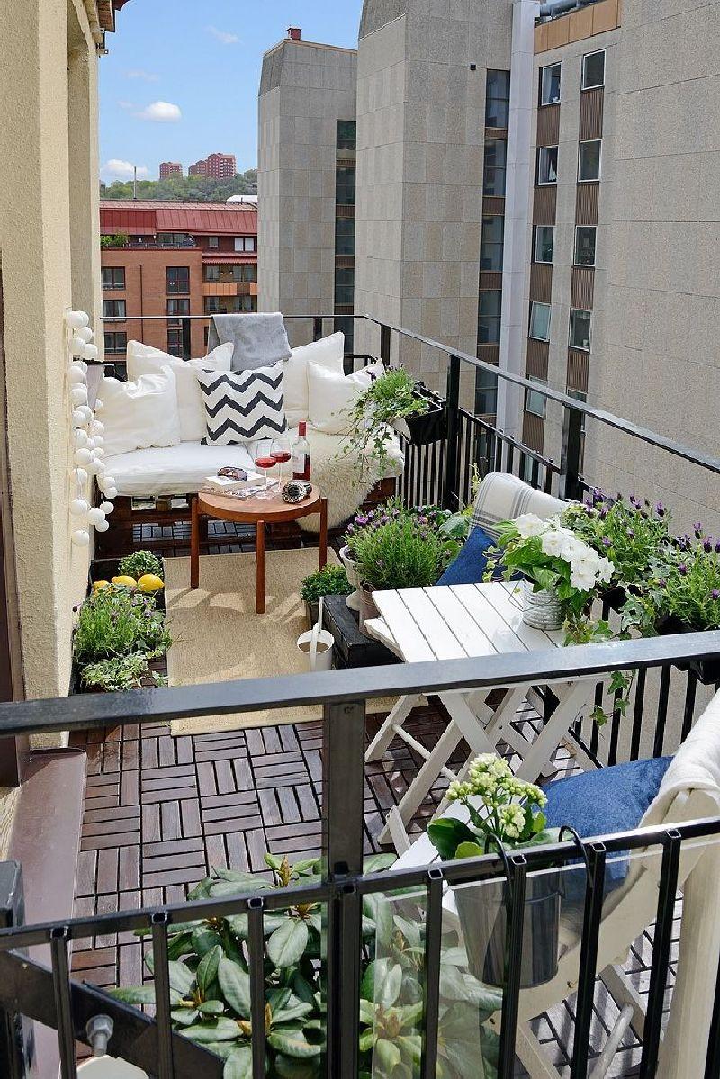 50 de idei pentru amenajarea balconului adela p rvu for What is balcon
