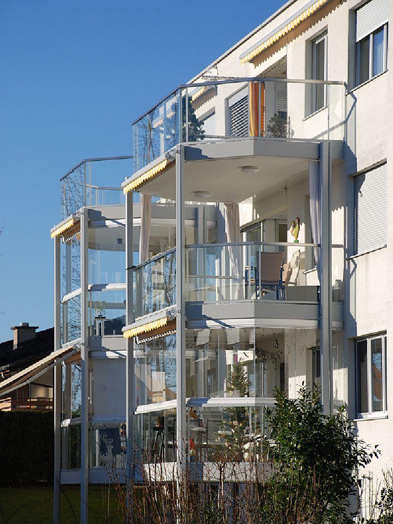 adelaparvu.com despre balcoane modulare din metal, Foto Reichmuth Rueegg  (6)