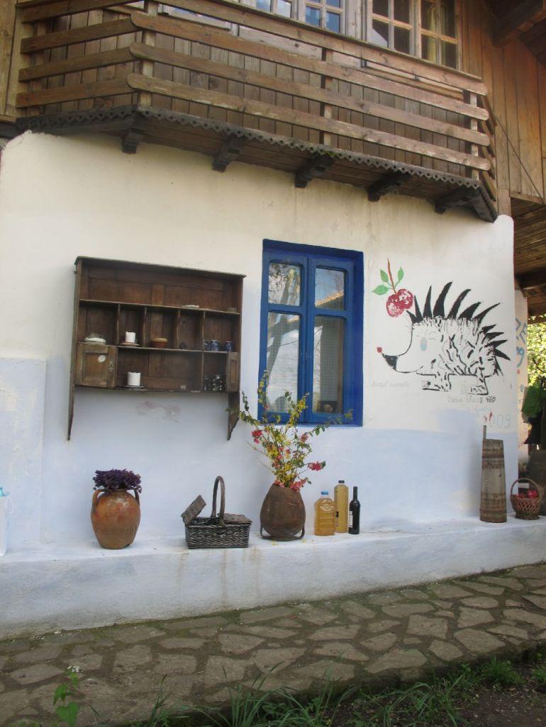 adelaparvu.com despre casa Ioanei Craciunescu, casa taraneasca romaneasca (53)