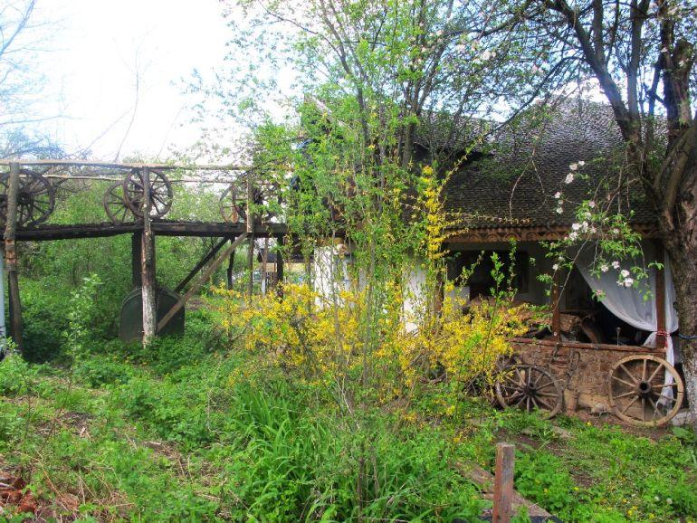 adelaparvu.com despre casa Ioanei Craciunescu, casa taraneasca romaneasca (76)