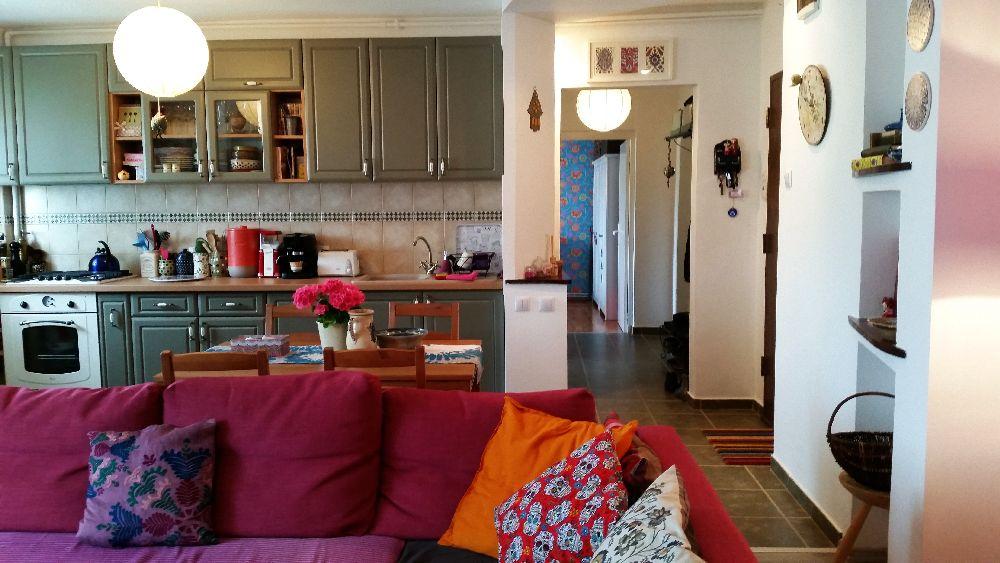 adelaparvu.com despre apartament 3 camere colorat in Sibiu, Foto Adela Parvu (43)