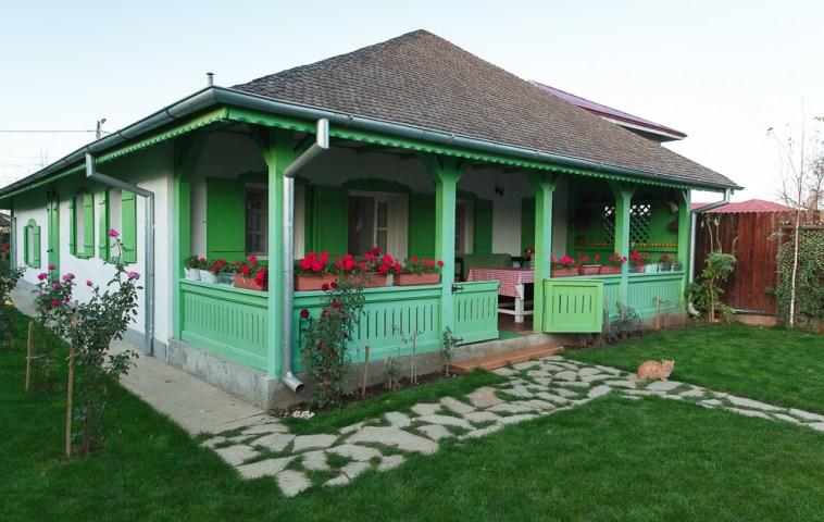 adelaparvu.com despre casa traditionala aproape de Bucuresti, Foto Catalin Georgescu (2)