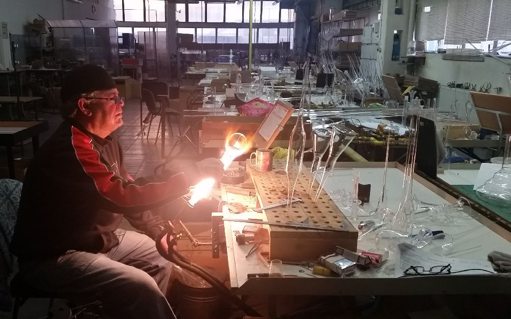 adelaparvu.com despre atelierul de sticlarie Gabriela Seres (51)