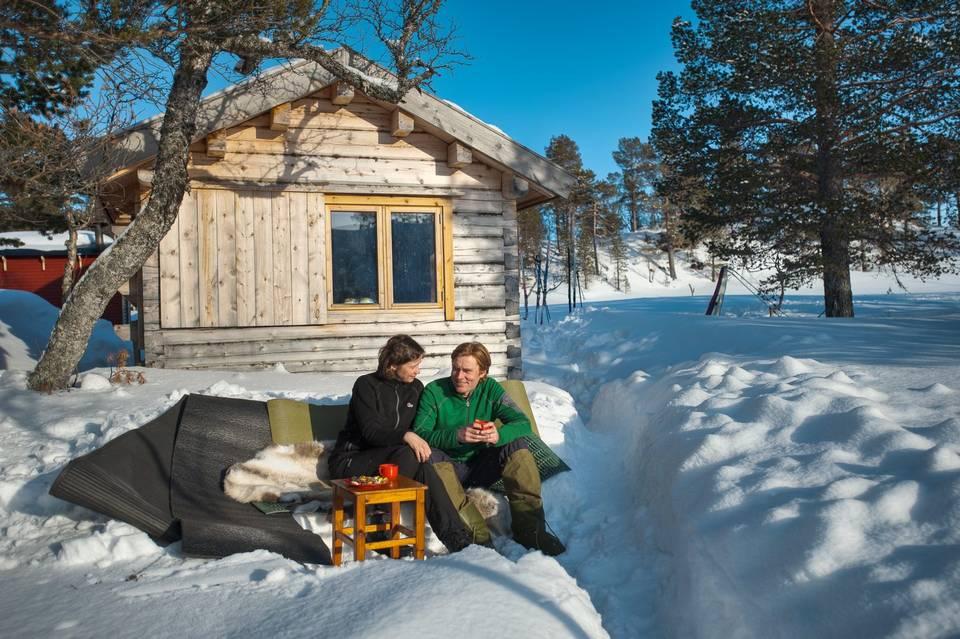 adelaparvu.com despre casa mica de vacanta, 11 mp, arhitectura Bendik Manum si arh Annelise Bjerkan, Foto Pasi Aalto (24)