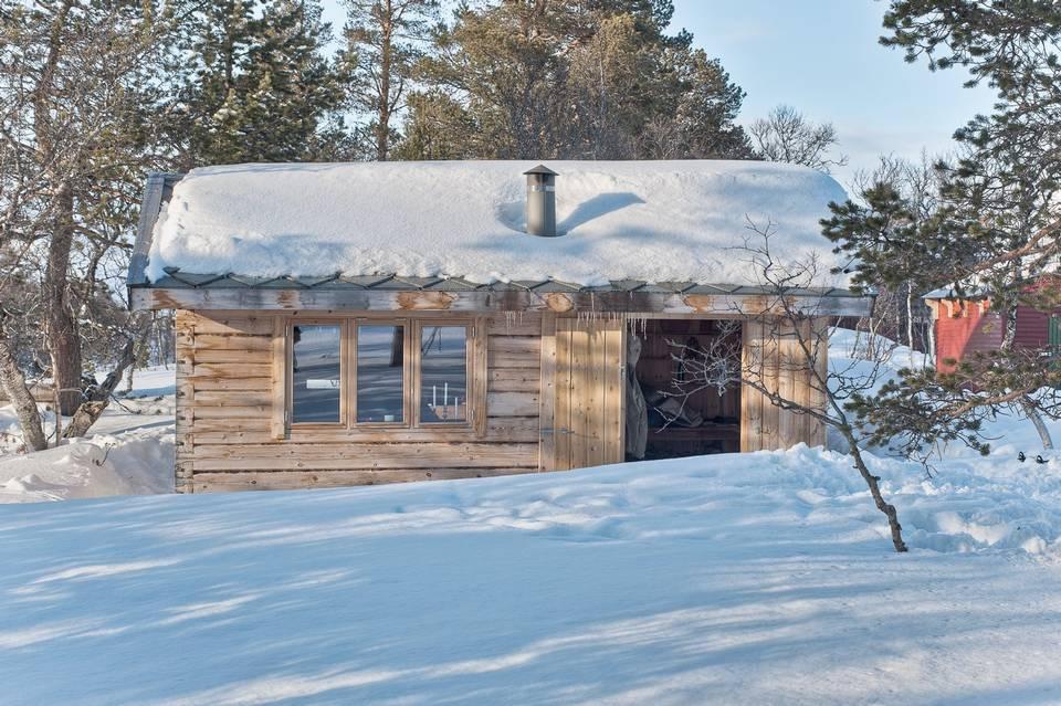adelaparvu.com despre casa mica de vacanta, 11 mp, arhitectura Bendik Manum si arh Annelise Bjerkan, Foto Pasi Aalto (26)
