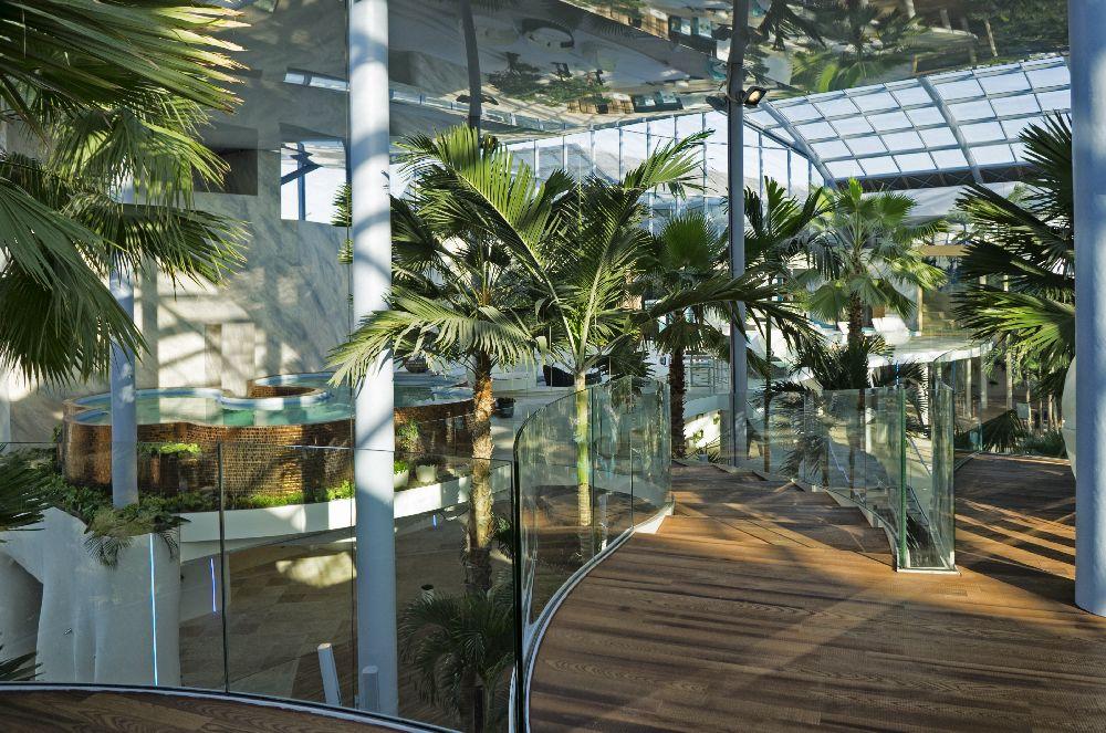 adelaparvu.com despre Therme Bucuresti, zona The Palm (71)