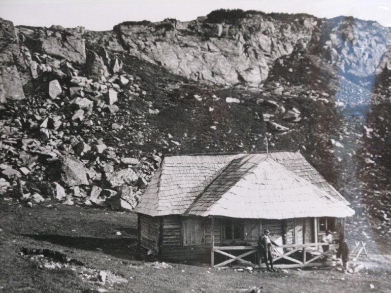 Copyright Alpin Photo Festival 2016, Predeal, Cabana SKV Abraham din Cataveiu,1905