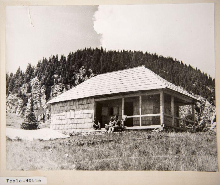 Copyright Alpin Photo Festival 2016, Predeal, cabana Tesla Hutte
