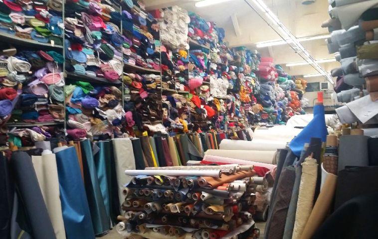adelaparvu.com despre depozit de materiale textile pentru tapiterie Bucuresti, Anatex (1)