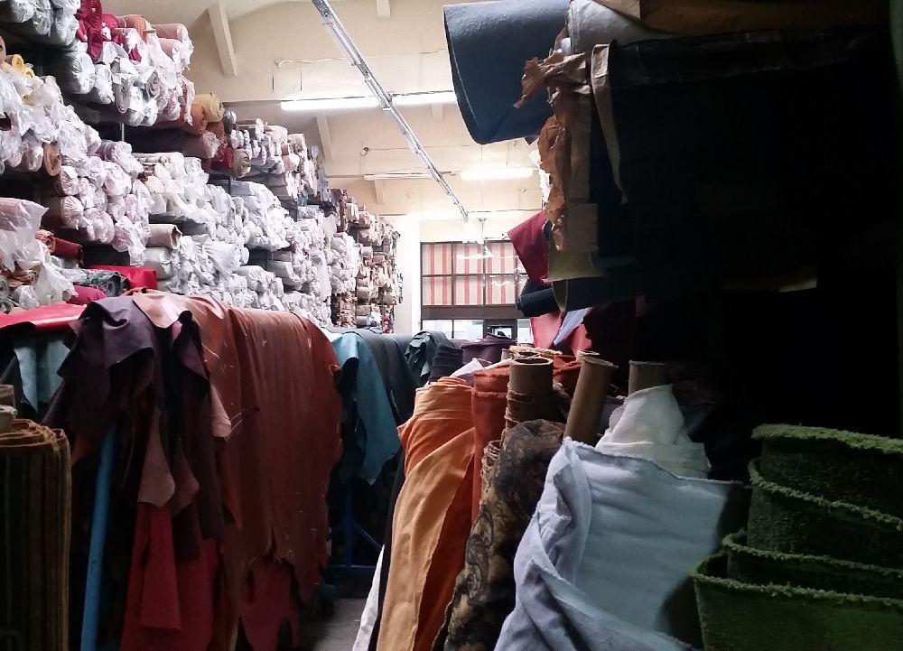adelaparvu.com despre depozit de materiale textile pentru tapiterie Bucuresti, Anatex (22)