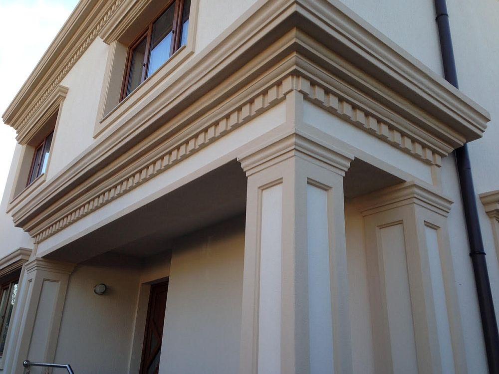 adelaparvu.com despre fatade exterioare redecorate cu profile decorative, lucrare CoArtCo (10)