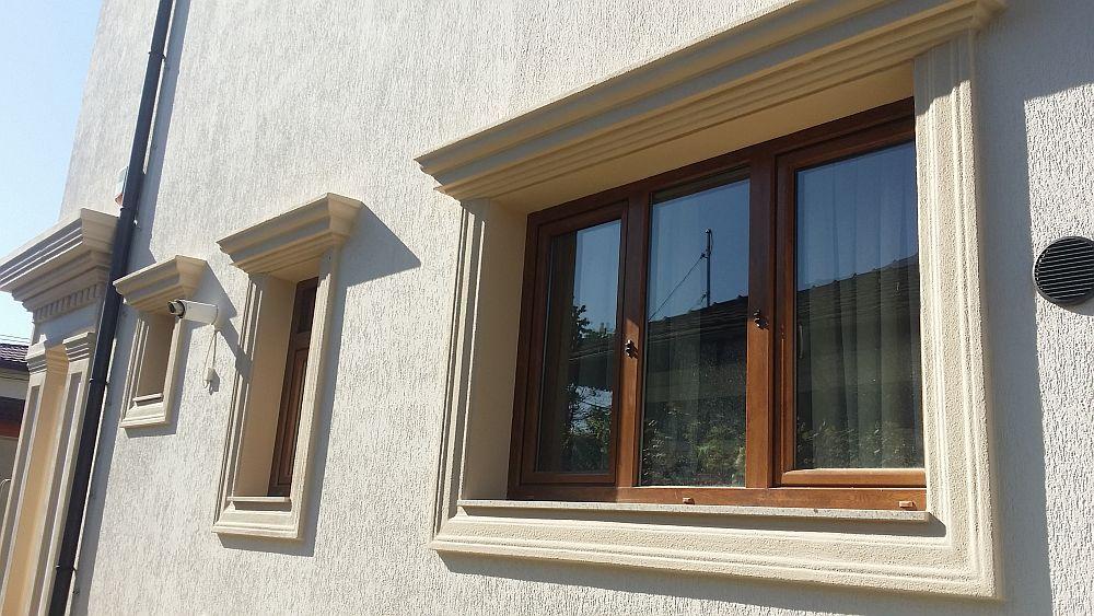 adelaparvu.com despre fatade exterioare redecorate cu profile decorative, lucrare CoArtCo (2)