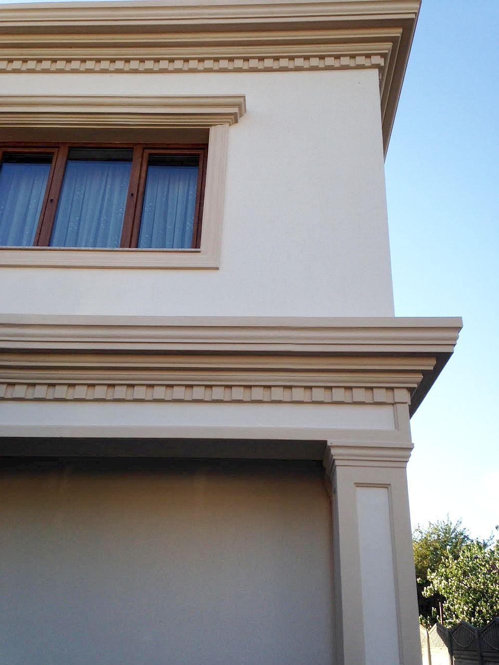 adelaparvu.com despre fatade exterioare redecorate cu profile decorative, lucrare CoArtCo (7)