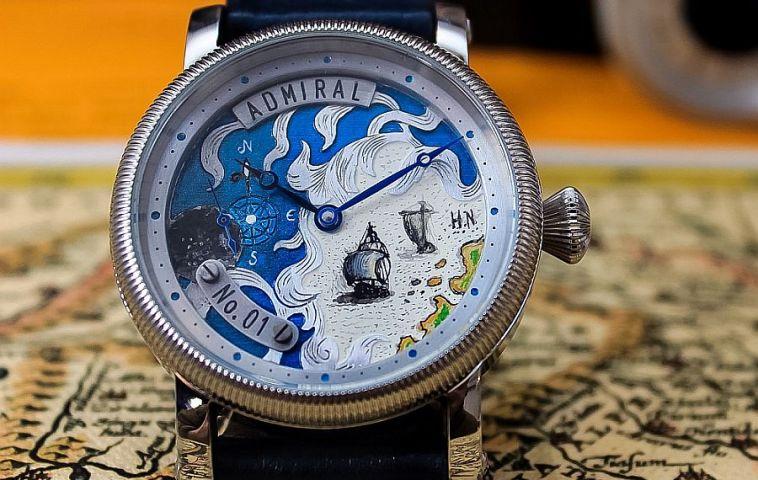 adelaparvu.com despre Augustin Materi, designer de ceasuri, model Admiral (3)