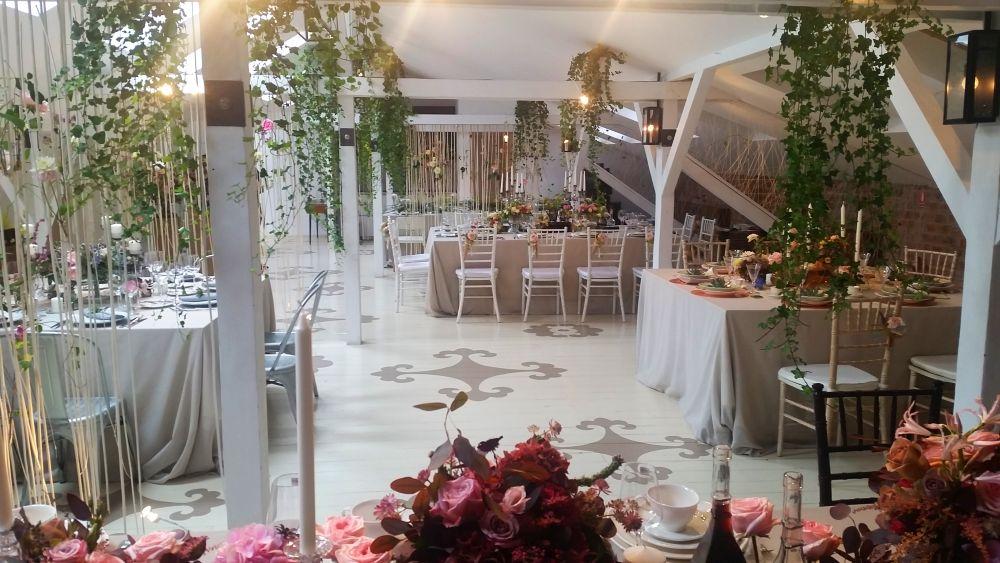 Tendințe în aranjamentele de nunți conturate de Nicu Bocancea la The Wedding Gallery