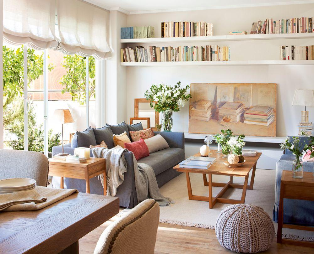Apartament simplu, cald și plăcut amenajat