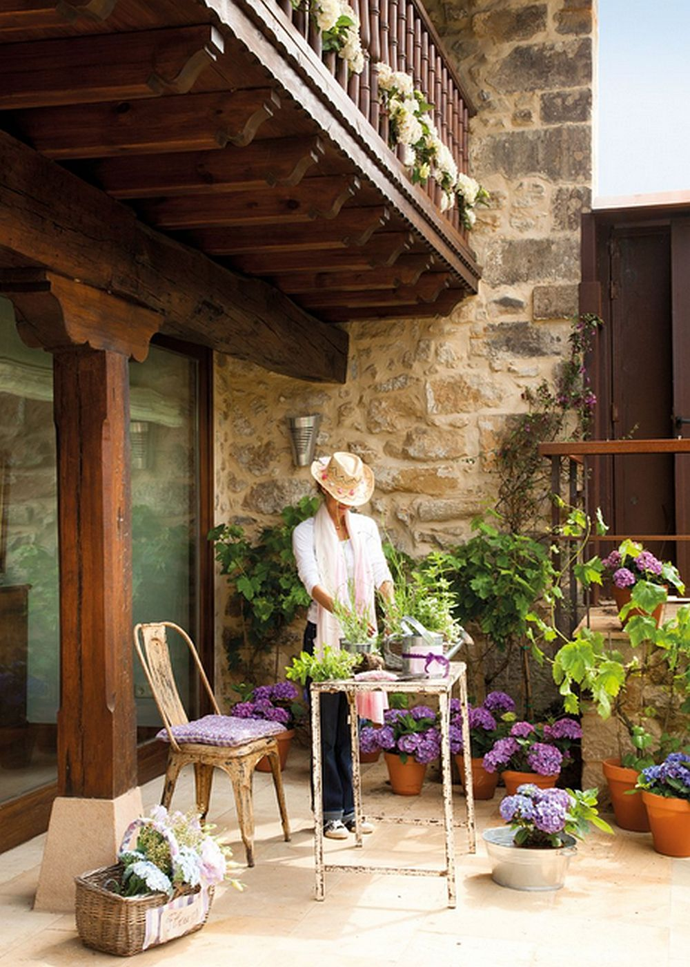 Casa taraneasca frumos modernizata  Adela Pârvu  jurnalist home