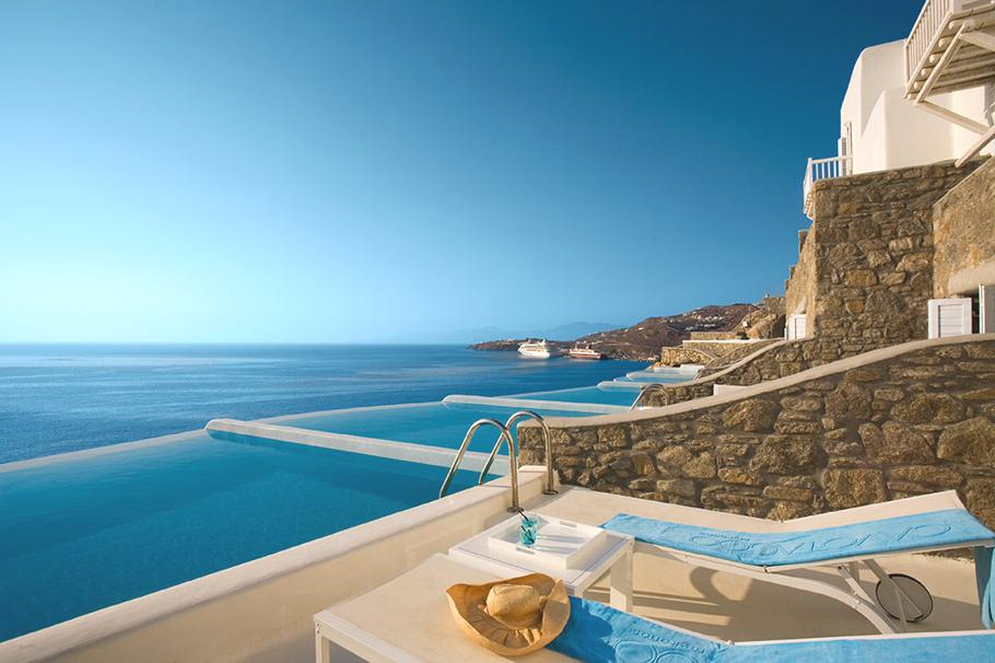Villa Met Zwembad In Spanje Luxury Hotels In Mykonos Adelto