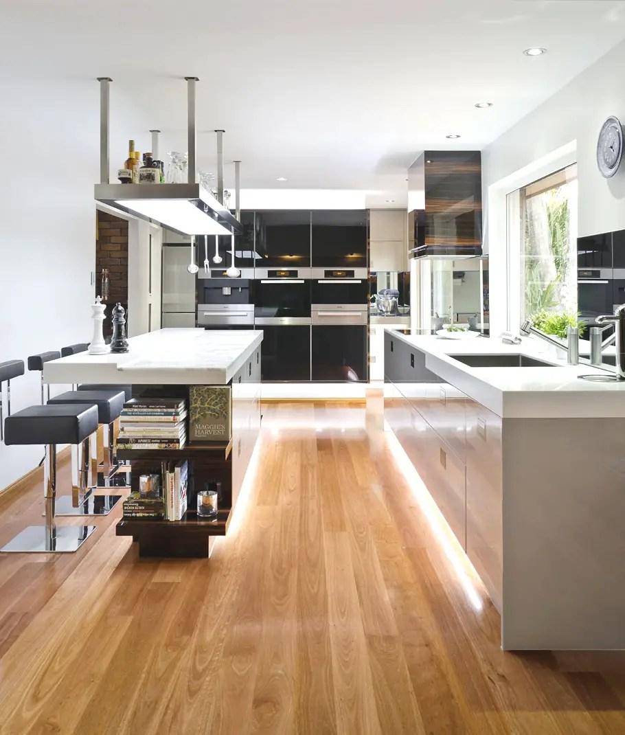 brisbane based interior design studio interiors darren james fresh modern interior design kitchen
