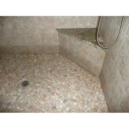 Medium Crop Of Pebble Shower Floor
