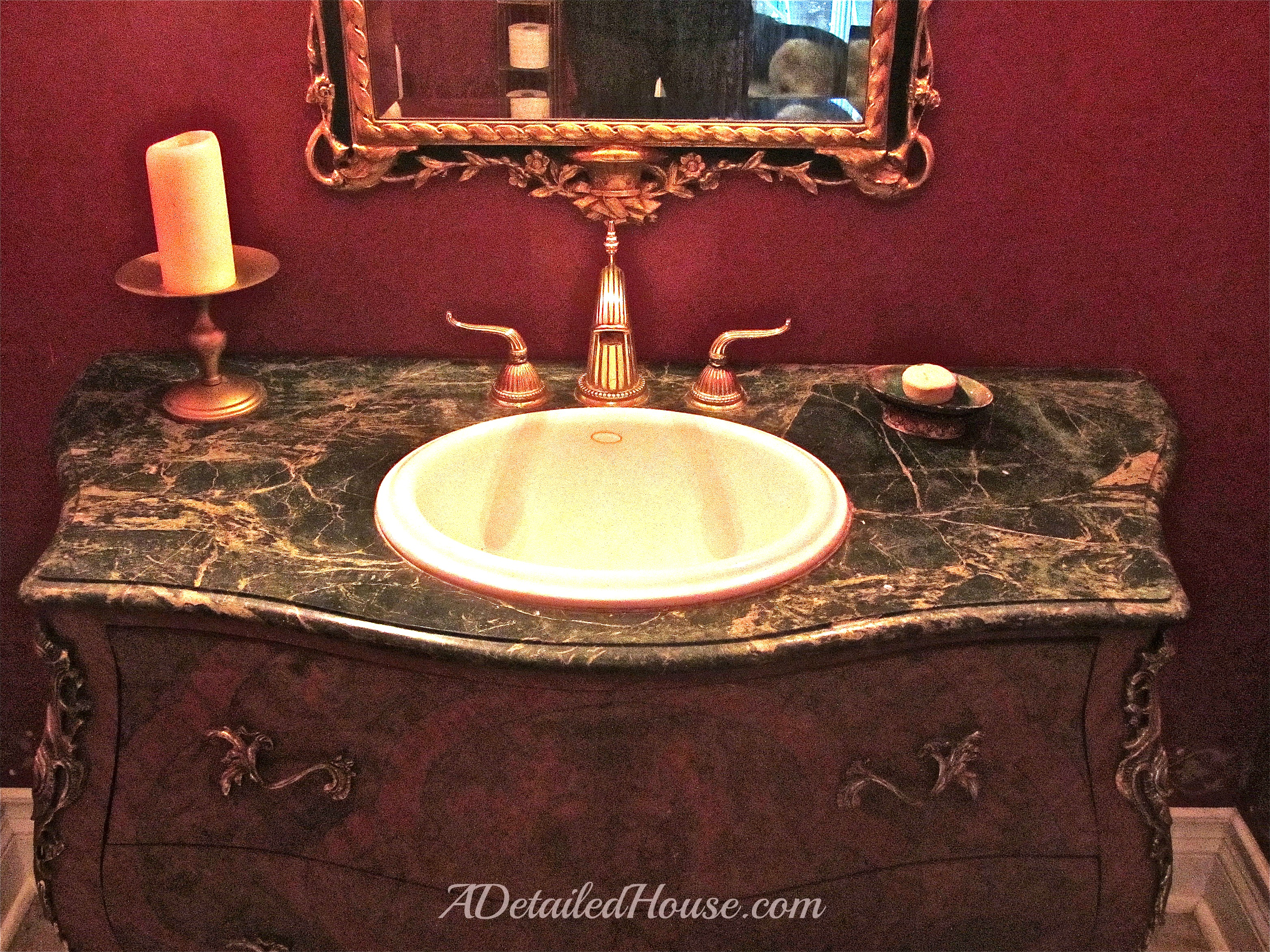 How To Make A Bathroom Vanity Cabinet Diy Custom Bathroom Sink Cabinet A Detailed House