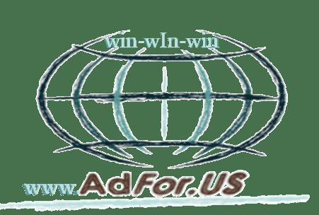 AdFor.US Solution Logo Win Win Win