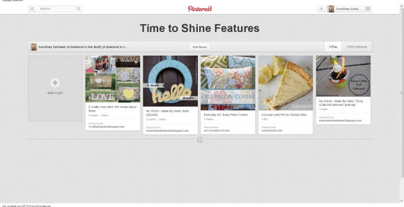 Time to Shine Features