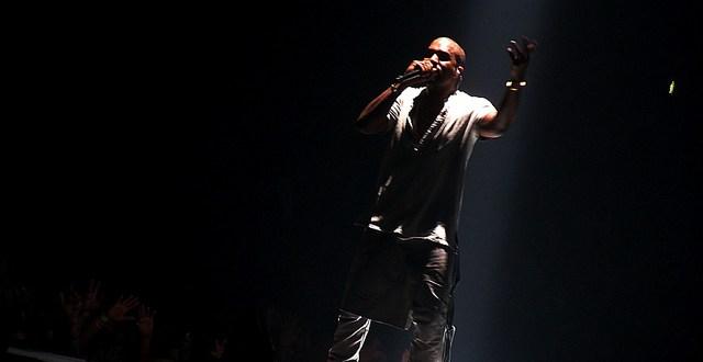 Kanye West en Glastonbury