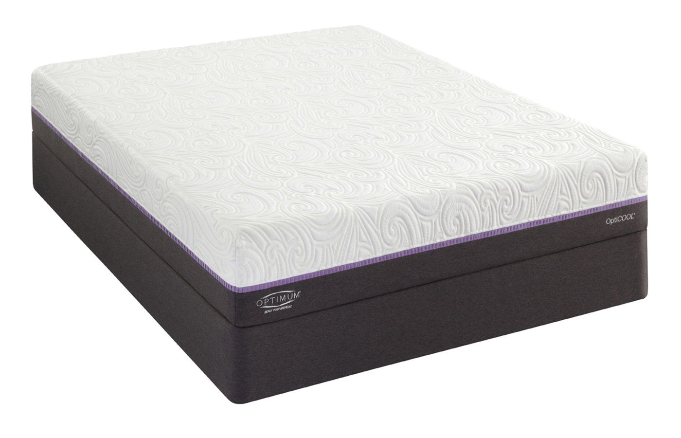 Sealy Posturepedic Backcare Elite Mattress Cushion Firm Vs Firm Adinaporter