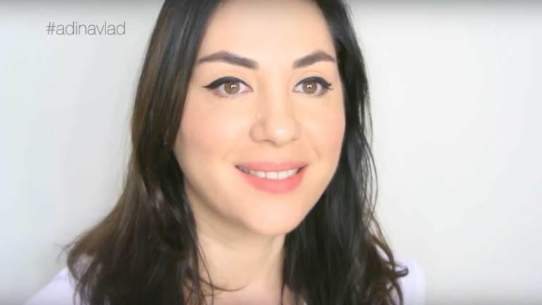 French makeup – machiaj de zi primavara