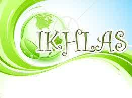 Ayat Al-Quran Tentang Ikhlas