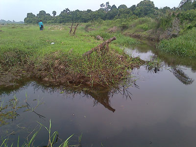 Spot Mancing Di Sungai Kampar