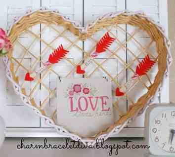 Valentine's vignette