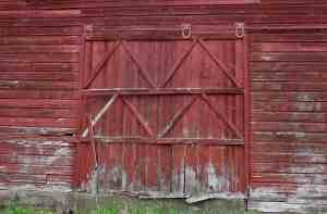 Red Barn Love & Free Printable