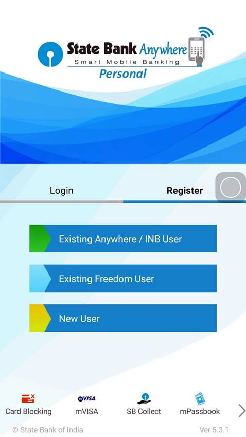 How to activate State Bank Anywhere App On Android Mobile SBI Anywhere